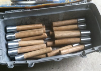 Homemade Mallets