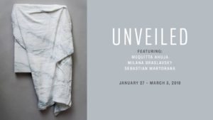 Unveiled, Creative Alliance Art Show Card